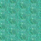 Polka mint by armadillozenith