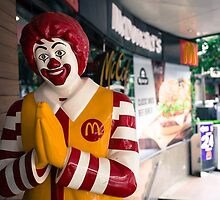 Ronald McThailand by Fike2308