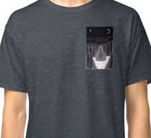Pen and Ink Forest Scene Classic T-Shirt