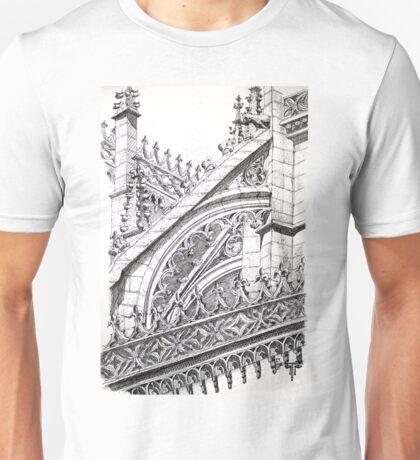Mosteiro de Sta. Maria da Vitória. Batalha. Monastery of St. Mary Victory.  Unisex T-Shirt