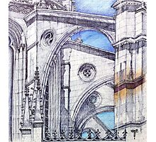 bATALHA flying buttress Photographic Print