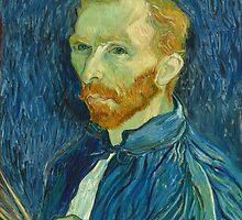 Take a walk, do like Van Gogh  by EnjoyRiot