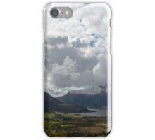 norwegian mountains iPhone Case/Skin