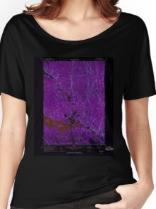 New York NY Redfield 136041 1960 24000 Inverted Women's Relaxed Fit T-Shirt