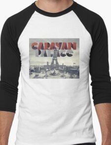 Caravan Palace Men's Baseball ¾ T-Shirt