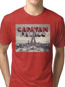 Caravan Palace Tri-blend T-Shirt