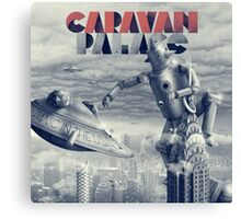 Caravan Palace Canvas Print