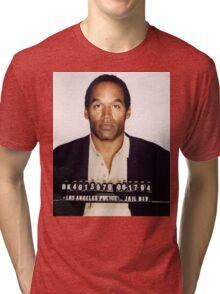 O.J. Simpson Tri-blend T-Shirt