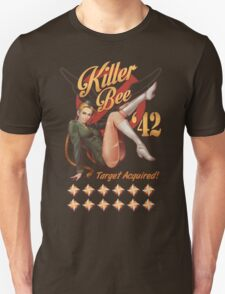 Killer Bee Pin Up T-Shirt