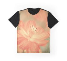 Flower in Pastel - 001 Graphic T-Shirt