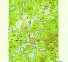 New York NY Saranac Lake 129376 1955 62500 by wetdryvac