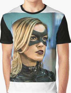Black Canary Graphic T-Shirt