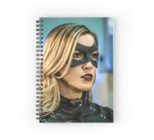 Black Canary Spiral Notebook