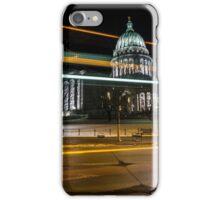 Capital streaks iPhone Case/Skin