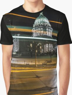 Capital streaks Graphic T-Shirt