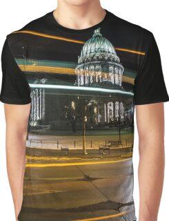 Capital streaks Graphic T-Shirt