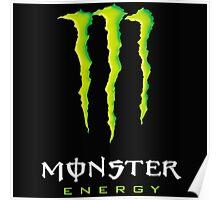 MONSTER ENERGY Poster