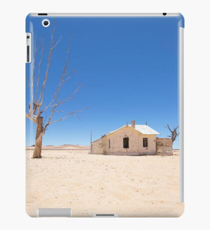 In the Middle of Nowhere iPad Case/Skin