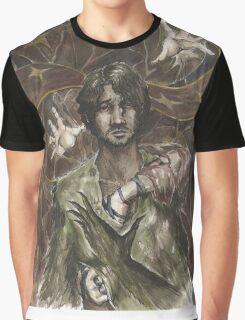 Dark Paths - Dark Forest Graphic T-Shirt
