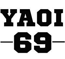 YAOI 69 Photographic Print