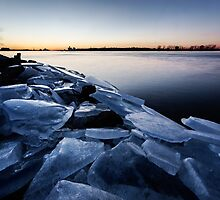 Icy Blue by akeyphoto