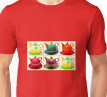 Tea for one collection Unisex T-Shirt