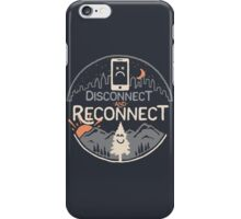 Reconnect iPhone Case/Skin