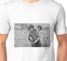 On the Hill in Tansen Unisex T-Shirt