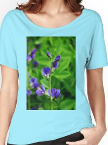 Violet Blue Women's Relaxed Fit T-Shirt