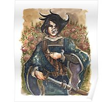 Sabriel, the Abhorsen Poster