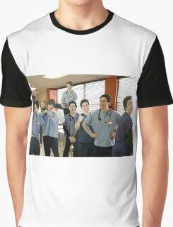 JD x7 Graphic T-Shirt