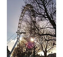 28 Hours in London Photographic Print