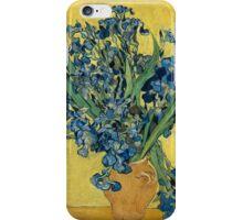 Vincent Van Gogh - Irises, May 1890 - 1890 iPhone Case/Skin
