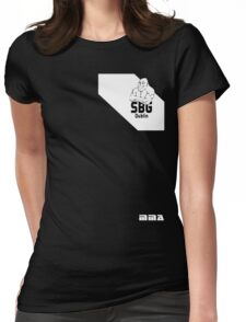 Conor McGregor Fight Camp - SBG Dublin (check artist notes for limited edition link)  Womens Fitted T-Shirt