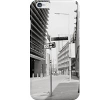 Walk Off - Downtown Leicester iPhone Case/Skin