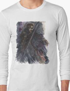 Saint of Battle Long Sleeve T-Shirt