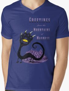 Haunted Greetings from the Mountains of Madness T-Shirt