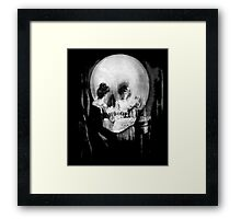 All is Vanity Framed Print