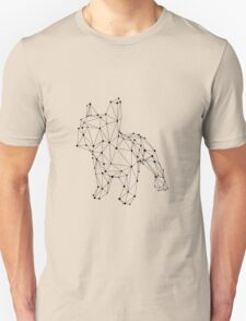 Simple Cute Little French bulldog T-Shirt