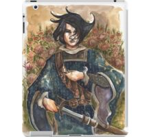 Sabriel, the Abhorsen iPad Case/Skin