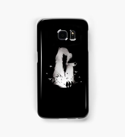 Deathly Hallows Greeting Death Samsung Galaxy Case/Skin