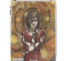 Dark Paths - Clockwork iPad Case/Skin