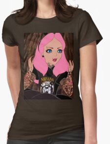 Another Alternative Alice Womens Fitted T-Shirt