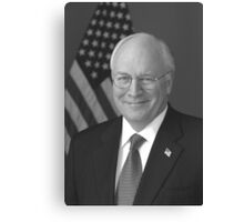 Dick Cheney Canvas Print