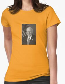 Dick Cheney Womens Fitted T-Shirt