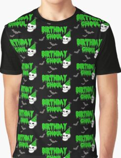 Birthday Ghoul Graphic T-Shirt