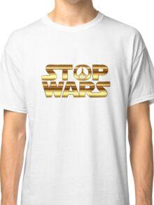 Star Wars Peace Hippie Classic T-Shirt