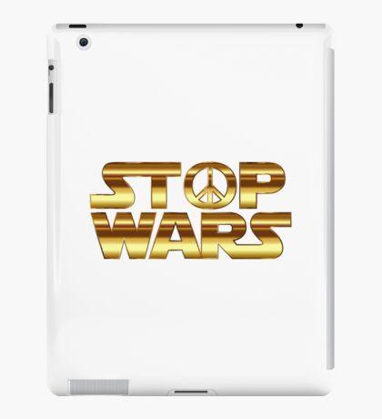 Star Wars Peace Hippie iPad Case/Skin