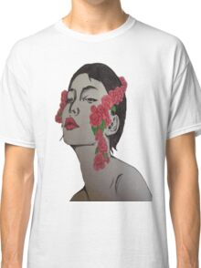 Woman in the Mirror Classic T-Shirt