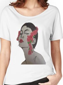 Woman in the Mirror Women's Relaxed Fit T-Shirt